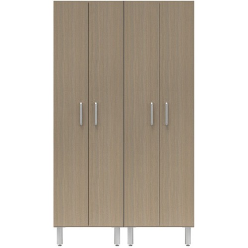 Dw 12dx48wx78h Tall Cabinet Doors Driftwood A Better Storage Solution