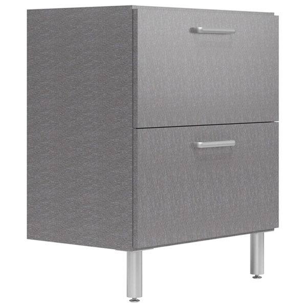 Superb 30 Wide Base Cabinet With 2 Drawers Galaxy Download Free Architecture Designs Embacsunscenecom