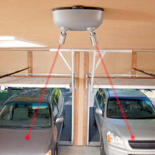 Dual Laser Parking Sensor A Better Storage Solution